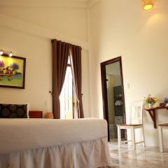 Отель Mr Tho Garden Villas комната для гостей фото 3