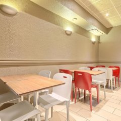Отель Campanile Paris Ouest - Boulogne Булонь-Бийанкур питание фото 3