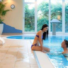 Отель Ringhotel Warnemünder Hof бассейн