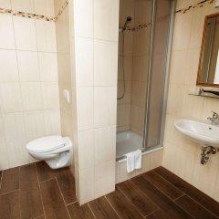 Hotel Europa City ванная