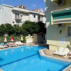Amaris Apartments Турция, Мармарис - 2 отзыва об отеле, цены и фото номеров - забронировать отель Amaris Apartments онлайн бассейн фото 3