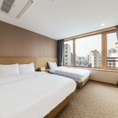 Отель Lumia Hotel2 Dongdaemun комната для гостей фото 4