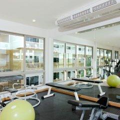 Отель Kata Sea Breeze Resort фитнесс-зал фото 4