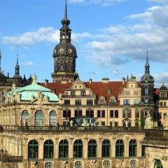 Отель Bülow Residenz Германия, Дрезден - отзывы, цены и фото номеров - забронировать отель Bülow Residenz онлайн фото 2