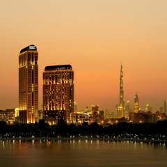 Отель Hyatt Regency Creek Heights Дубай приотельная территория