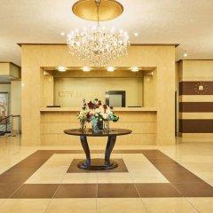 Гостиница City Holiday Resort & SPA интерьер отеля