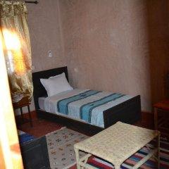 Отель Dar Nadia Bendriss Марокко, Уарзазат - отзывы, цены и фото номеров - забронировать отель Dar Nadia Bendriss онлайн комната для гостей фото 4