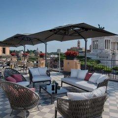 Отель Nh Collection Roma Fori Imperiali Рим бассейн фото 2
