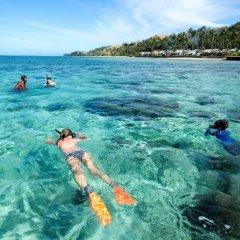 Отель Fiji Hideaway Resort and Spa спортивное сооружение
