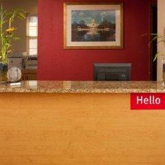Отель Towneplace Suites Baltimore Fort Meade Аннаполис-Джанкшн интерьер отеля фото 3