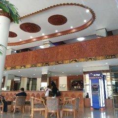 Отель Yuzana Resort гостиничный бар