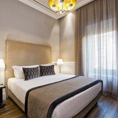 Отель The Independent Suites Италия, Рим - отзывы, цены и фото номеров - забронировать отель The Independent Suites онлайн комната для гостей фото 2
