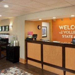 Отель Hampton Inn Memphis/Collierville интерьер отеля фото 2