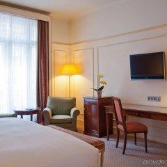Отель Le Plaza Brussels Бельгия, Брюссель - 1 отзыв об отеле, цены и фото номеров - забронировать отель Le Plaza Brussels онлайн удобства в номере фото 2