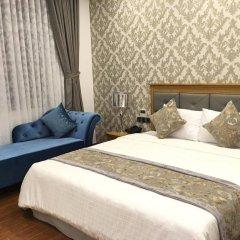 Отель Le Duy Grand Хошимин комната для гостей фото 2