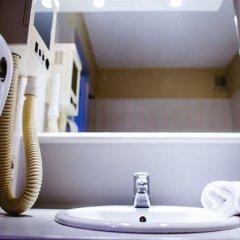 Отель Park Hotel Airport Бельгия, Виллер-ла-Виль - отзывы, цены и фото номеров - забронировать отель Park Hotel Airport онлайн ванная