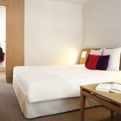 Отель Novotel Zurich City West Швейцария, Цюрих - 9 отзывов об отеле, цены и фото номеров - забронировать отель Novotel Zurich City West онлайн комната для гостей фото 4