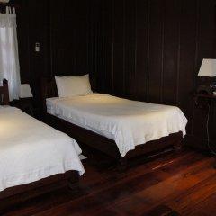 Отель Villa Lao Wooden House комната для гостей фото 2