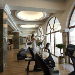 Отель Atrium Prestige Thalasso Spa Resort & Villas фитнесс-зал