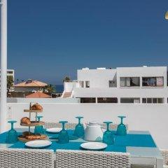 Отель Evelina Apartment Кипр, Протарас - отзывы, цены и фото номеров - забронировать отель Evelina Apartment онлайн бассейн
