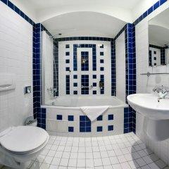 Elite Hotel Прага ванная фото 2