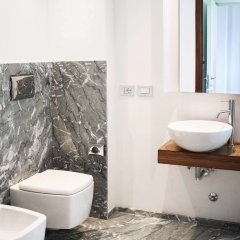 Отель Palazzo dei Concerti Италия, Торре-Аннунциата - отзывы, цены и фото номеров - забронировать отель Palazzo dei Concerti онлайн ванная фото 2