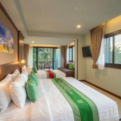 Отель Andaman Breeze Resort комната для гостей фото 5