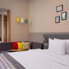 Гостиница Жемчужина 4* Стандартный номер с различными типами кроватей фото 11