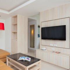 Отель Coral Inn 3* Полулюкс разные типы кроватей фото 2