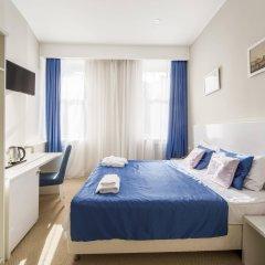 Отель Blue Sky на Невском Санкт-Петербург комната для гостей фото 4
