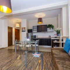 Отель Apartament White Lions Гданьск комната для гостей фото 2