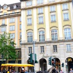 Отель Star Inn Hotel Premium Dresden im Haus Altmarkt, by Quality Германия, Дрезден - 13 отзывов об отеле, цены и фото номеров - забронировать отель Star Inn Hotel Premium Dresden im Haus Altmarkt, by Quality онлайн фото 9