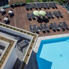 Отель The Lince Madeira Lido Atlantic Great Hotel Португалия, Фуншал - 1 отзыв об отеле, цены и фото номеров - забронировать отель The Lince Madeira Lido Atlantic Great Hotel онлайн балкон