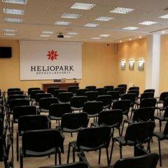 HELIOPARK Residence Отель интерьер отеля фото 3