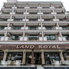 Отель Land Royal Residence Pattaya вид на фасад фото 2