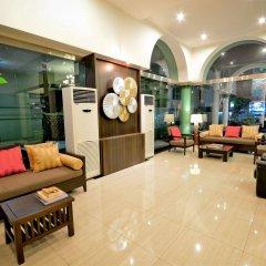 Отель Boss Mansion Бангкок интерьер отеля фото 3