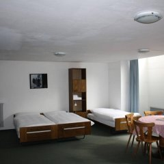Отель Hostel Casa Franco Швейцария, Санкт-Мориц - отзывы, цены и фото номеров - забронировать отель Hostel Casa Franco онлайн комната для гостей фото 2