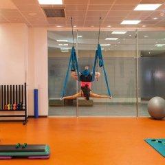 Гостиница Ренессанс Москва Монарх Центр фитнесс-зал фото 3