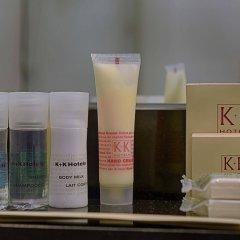 Отель K+K Hotel Maria Theresia Австрия, Вена - 3 отзыва об отеле, цены и фото номеров - забронировать отель K+K Hotel Maria Theresia онлайн ванная фото 2
