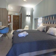 Отель Ano Aparthotel Корфу комната для гостей фото 4