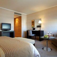 Galaxy Hotel Iraklio 5* Представительский номер с двуспальной кроватью
