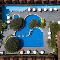 Отель Diamond Cottage Resort And Spa пляж Ката бассейн фото 2