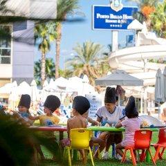 Porto Bello Hotel Resort & Spa Турция, Анталья - - забронировать отель Porto Bello Hotel Resort & Spa, цены и фото номеров приотельная территория фото 2