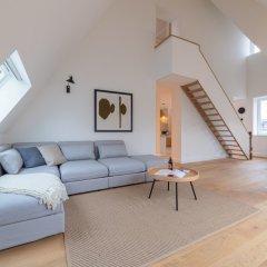 Апартаменты Sweet Inn Apartments - Petit Sablon Брюссель комната для гостей фото 2