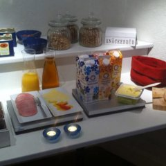 Отель CheckInn Bed & Breakfast Швеция, Лунд - отзывы, цены и фото номеров - забронировать отель CheckInn Bed & Breakfast онлайн питание фото 2