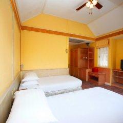 Отель Bungalows @ Bophut Самуи комната для гостей фото 5