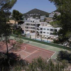 Hotel Apartamentos El Pinar спортивное сооружение