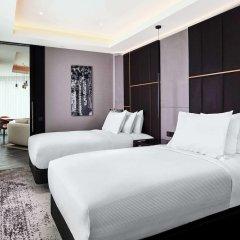 Отель Hilton Belgrade Сербия, Белград - 1 отзыв об отеле, цены и фото номеров - забронировать отель Hilton Belgrade онлайн комната для гостей фото 4