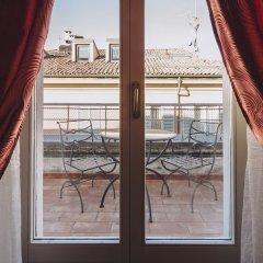 Отель Roma Италия, Болонья - отзывы, цены и фото номеров - забронировать отель Roma онлайн балкон