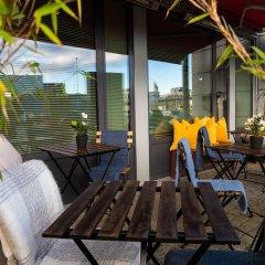 Отель Smarthotel Forus Норвегия, Санднес - отзывы, цены и фото номеров - забронировать отель Smarthotel Forus онлайн балкон